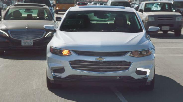 ทีเซอร์ล่าสุด 2016 Chevrolet Volt โชว์สไลด์แบบเบาๆ บนพื้นน้ำแข็ง