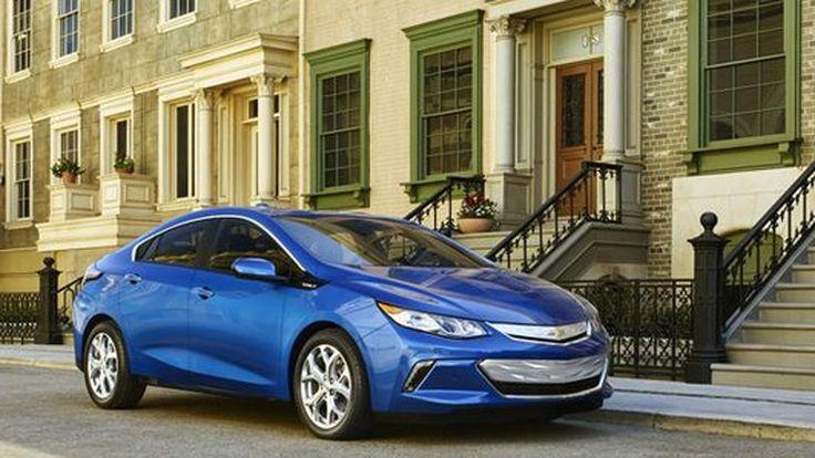 ยลโฉมกันเลย 2016 Chevrolet Volt เร็วขึ้นและประหยัดกว่าเดิม