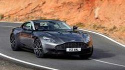 [2016 Geneva] เผยโฉม Aston Martin DB11 หล่อเด็ดขาดบาดใจ