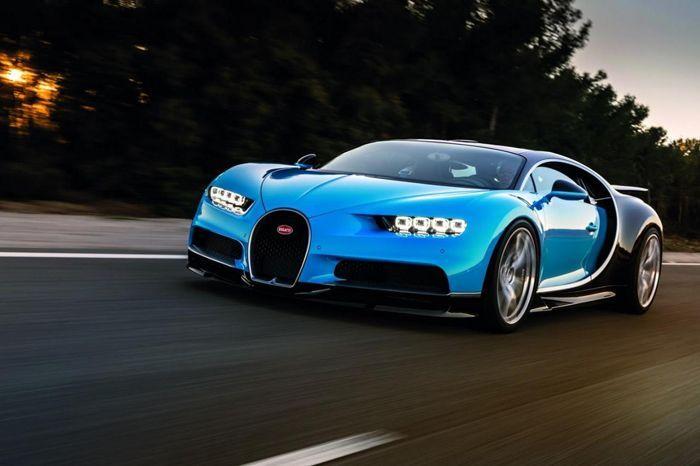 [2016 Geneva] เผยโฉมแล้ว! Bugatti Chiron ท็อปสปีดสุดโหด 420 กม./ชม.