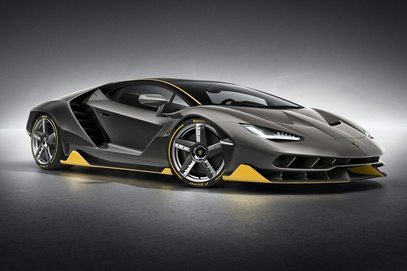 [2016 Geneva] Lamborghini Centenario ซูเปอร์คาร์กระทิงดุ 770 แรงม้า