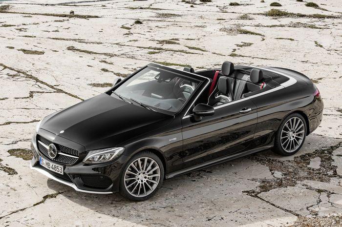[2016 Geneva] Mercedes-Benz C-Class Cabriolet เปิดตัวรับซัมเมอร์