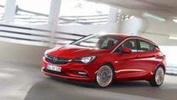 [2016 Geneva] Opel Astra คว้ารางวัลรถยอดเยี่ยมแห่งปีของยุโรป