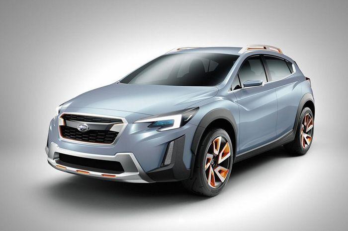[2016 Geneva] Subaru XV Concept โชว์เอกลักษณ์การออกแบบใหม่ล่าสุด