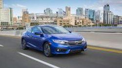 2016 Honda Civic Coupe เปิดตัวด้วยราคา 19,050 เหรียญสหรัฐ หรือราว ๆ 6.6 แสนบาท ในประเทศอังกฤษ