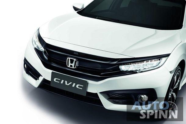 [Launched] 2016 Honda Civic เปิดตัวในไทยเป็นตลาดที่ 2 ในโลก ด้วย 4 รุ่นย่อย เคาะราคา 8.ุ69 แสน - 1.199 ล้านบาท