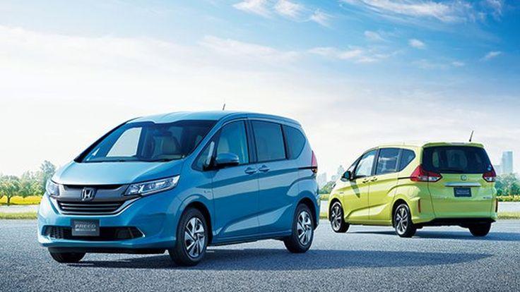 ชมภาพ 2016 Honda Freed ออกจำหน่ายในญี่ปุ่นอย่างเป็นทางการ
