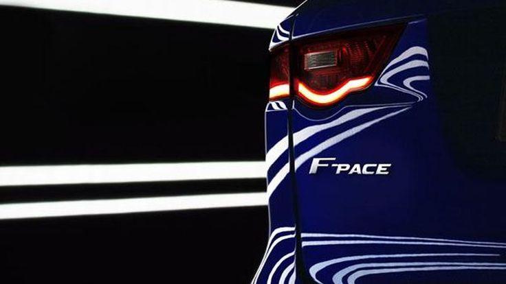 "Jaguar ประกาศใช้ชื่อ ""F-Pace"" รถเอสยูวีรุ่นแรกของแบรนด์"