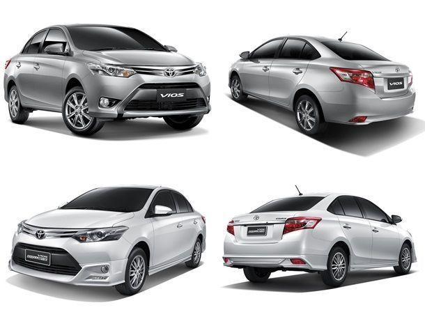 [Brought to you by Toyota] โตโยต้า วีออส รุ่นปรับปรุงใหม่ ใส่เครื่องยนต์ Dual VVT-i พร้อมเกียร์อัตโนมัติ CVT 7 สปีด และระบบความปลอดภัยมาตรฐานระดับสากล