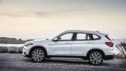 แรงแต่ประหยัด BMW X1 Plug-in Hybrid จะมีกำลังสูงถึง 224 แรงม้า