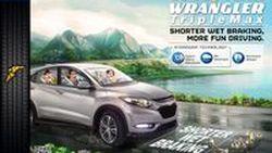 [Advertorial] Goodyear Wrangler TripleMax เบรกได้สั้นกว่าบนถนนเปียก เพิ่มความสุขทุกการเดินทาง