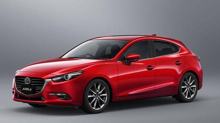 เผยโฉม Mazda 3 รุ่นปรับไมเนอร์เชนจ์ อัพเกรดเทคโนโลยีเสริมสมรรถนะ