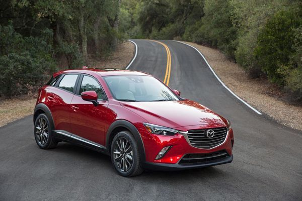 2016 Mazda CX-3 ปรับโฉมปีใหม่ เพิ่มอ็อปชั่นอำนวยความสะดวก