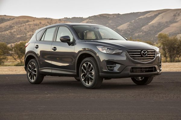 [LA Auto Show] เผยโฉม 2016 Mazda CX-5 ไมเนอร์เชนจ์เพิ่มความสบาย