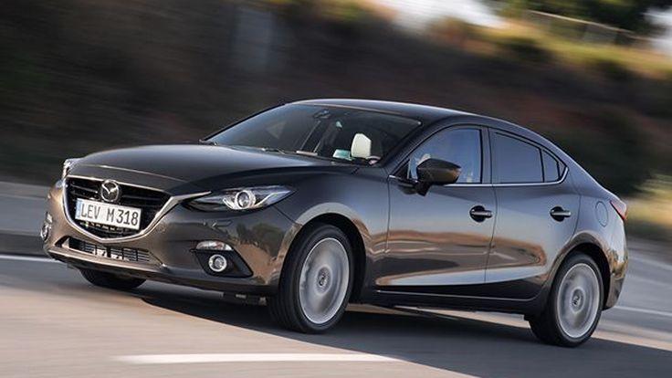 พาชม Mazda 3 สเปกยุโรป เพิ่มรุ่นดีเซล 1.5 ลิตร