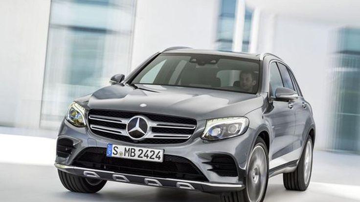 2016 Mercedes-Benz GLC หรูหรา ทันสมัยและเรียบง่าย