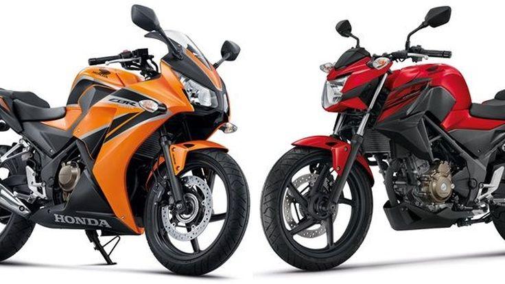 2016 Honda CBR300R และ CB300F จับคู่สีสันใหม่เสริมความเร้าใจอีกระดับ