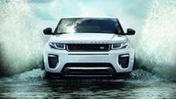 2016 Range Rover Evoque ปรุงแต่งหน้าตาพร้อมหัวใจขับเคลื่อนใหม่