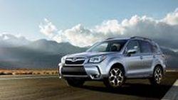 2016 Subaru Forester ปรับโฉมเล็กน้อย เพิ่มอ็อปชั่นความสะดวก