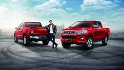 Toyota Hilux Revo ปรับปรุงใหม่มี 36 รุ่นย่อยอัพเดตราคาใหม่เริ่ม 5.59 แสนบาท
