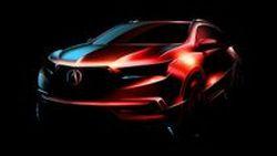 2017 Acura MDX รถยนต์ครอสโอเวอร์หรูรุ่นใหม่เตรียมเปิดตัวในงาน New York Auto Show ปีนี้