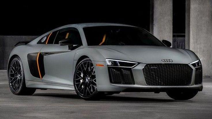 Audi R8 V10 Plus Exclusive Edition ออพชั่นแน่นคัน พร้อมสีสันพิเศษ จำกัด 25 คันทั่วโลก
