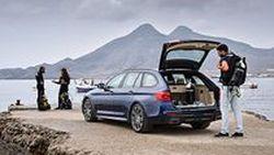 สำหรับคนชอบบรรทุกของ 2017 BMW 5-Series Touring