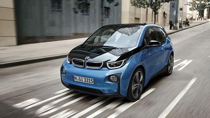 2017 BMW i3 เปิดตัวอย่างเป็นทางการ วิ่งได้ไกลขึ้นเกือบ 50%