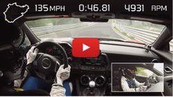 ชม Chevrolet Camaro ZL1 ทะยานเนอร์เบิร์กริงใน 7:29.60 นาที