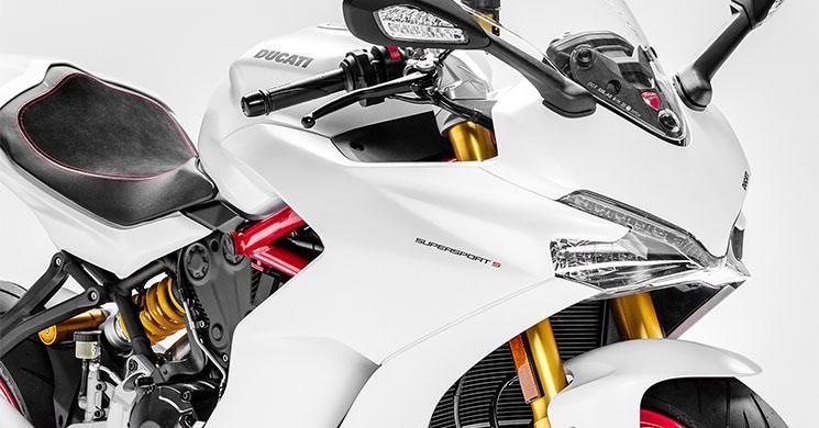 เปิดราคา 2017 Ducati SuperSport ทั้งสองสเป็คราคาเริ่มที่ 5.59 แสนบาท