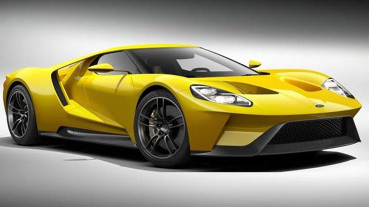 """2017 Ford GT อาจมีพละกำลัง """"อย่างน้อย 700 แรงม้า"""""""