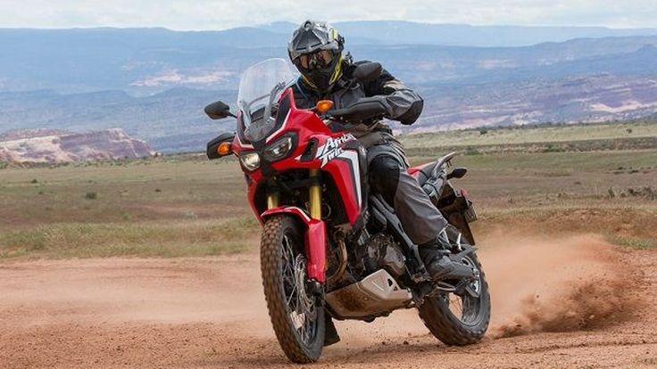 Honda AfricaTwin อาจได้รับการเสริมออพชั่นอีกในรุ่นปี 2017