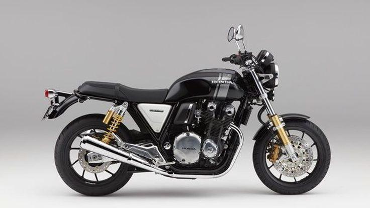 2017 Honda CB1100EX และ CB1100RS พื้นฐานเดียวกันเท่คนละสไตล์