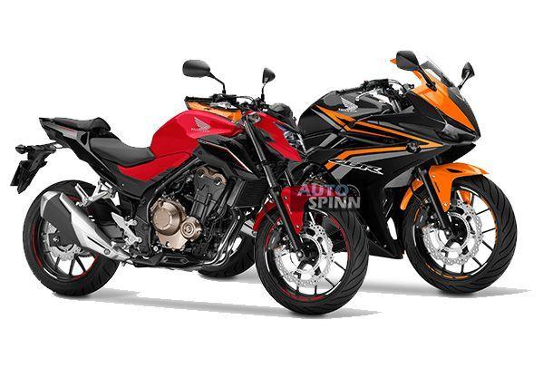 Honda CBR500R และ CB500F เปิดตัวสีสันใหม่อัดโปรฯ แรงส่งท้ายปี