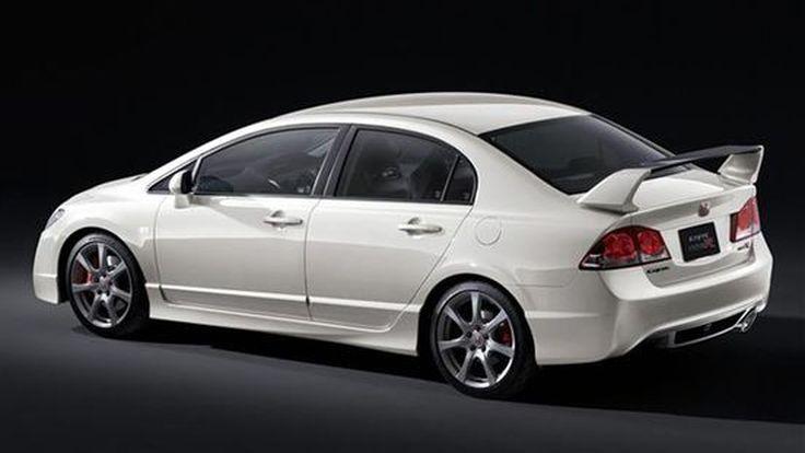เกาะติด! 2017 Honda Civic เจนเนอเรชั่นใหม่อาจใช้เครื่องยนต์ VTEC Turbo 190 แรงม้า