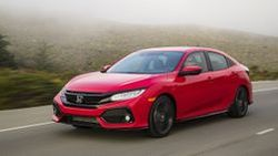 เคาะราคาแล้ว !! Honda Civic Hatchback เริ่มต้นที่ 20,535 เหรียญ หรือราวๆ 7.1 แสนบาท ในสหรัฐอเมริกา