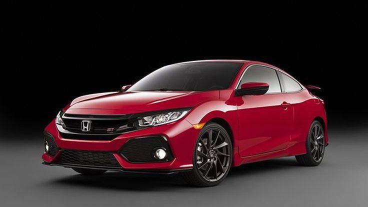 [LA Auto Show 2016] หล่อจริงเชียว 2017 Honda Civic Si สปอร์ตหัวจรดท้าย