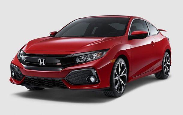 เหนือกว่ารุ่นเทอร์โบต้องคันนี้ 2017 Honda Civic Si เปิดตัวที่อเมริกา