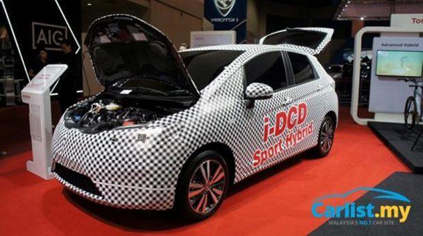 2017 Honda Jazz Hybrid อวดโฉมลายพรางที่มาเลเซีย