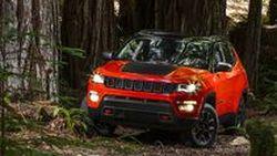 เปิดตัว 2017 Jeep Compass ขยายตัวถังและเพิ่มความโมเดิร์น
