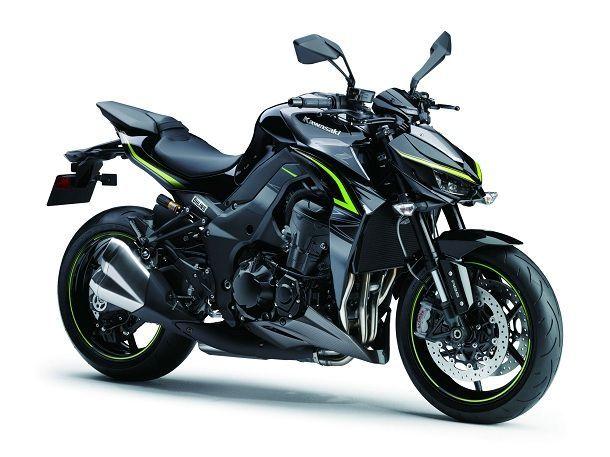 2017 Kawasaki Z1000R จัดเต็ม Öhlins Brembo และเสริมกราฟฟิคใหม่