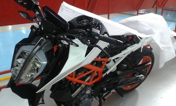 หลุด KTM Duke390 โฉมใหม่ หล่อเท่ มีสไตล์ แหวกเทรนด์รถหน้าตาสุดเกร่อเต็มตลาด