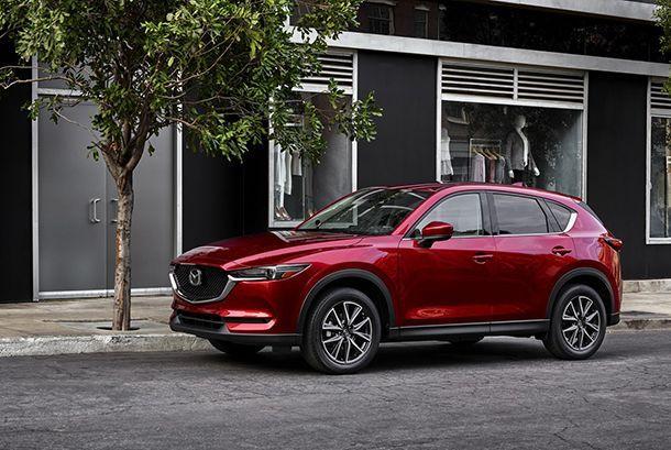 [LA Auto Show 2016] เปิดตัว Mazda CX-5 เจนเนอเรชั่นใหม่ เฉียบคมยิ่งขึ้น เสริมเทคโนโลยี