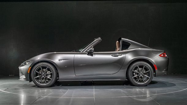 2017 Mazda MX-5 Miata RF Launch Edition ขายเกลี้ยง 1,000 คันในอาทิตย์เดียว