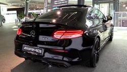 [ชมคลิป] เสียงคำรามสุดดุดัน จาก Mercedes-AMG C63 S Coupe รถหรูพลัง 503 แรงม้า