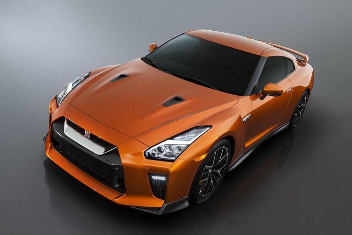 เผยโฉม 2017 Nissan GT-R รีดพละกำลังเพิ่มเติมเป็น 565 แรงม้า