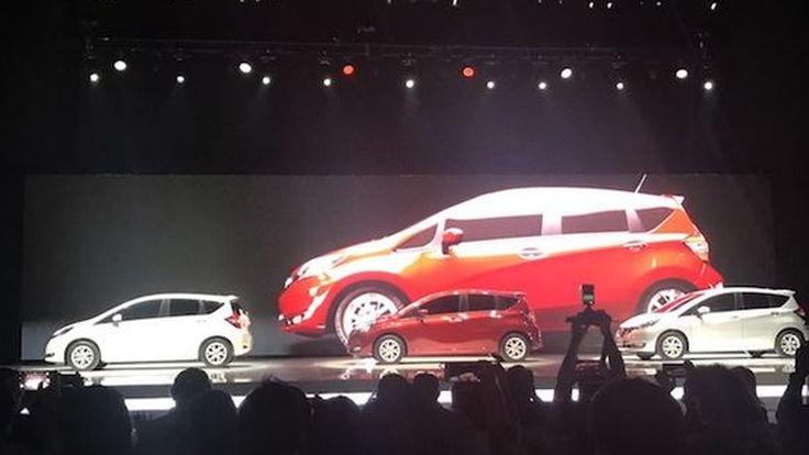 [Launched] 2017 Nissan Note อีโคคาร์เบอร์ 3 จากค่ายนิสสัน อัดเทคโนโลยีล้นรถเล็ก วางราคาชนอีโคคาร์เฟสหนึ่ง