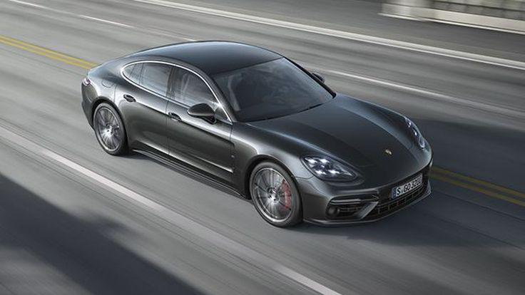 แรงจริง! Porsche Panamera ใหม่เป็นรถซีดานพรีเมียมที่เร็วสุดในเนอร์เบิร์กริง