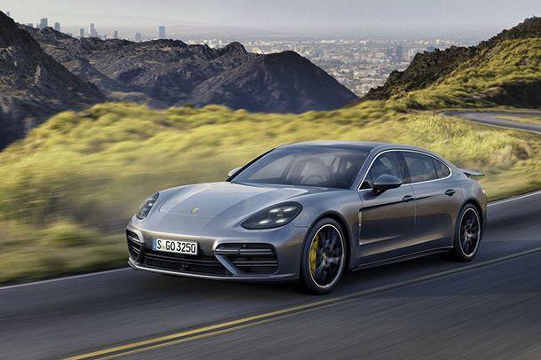 2017 Porsche Panamera แตกไลน์เพิ่มรุ่นเริ่มต้นขุมพลัง V6 Turbo