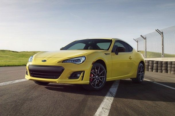 Subaru เปิดตัว BRZ Yellow Series จี๊ดจ๊าดมากยิ่งขึ้นด้วยชุดเพอร์ฟอร์แมนซ์พาร์ทรุ่นใหม่ล่าสุด